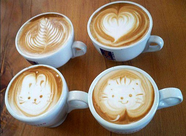 Кафе с любов, радост и сладост!