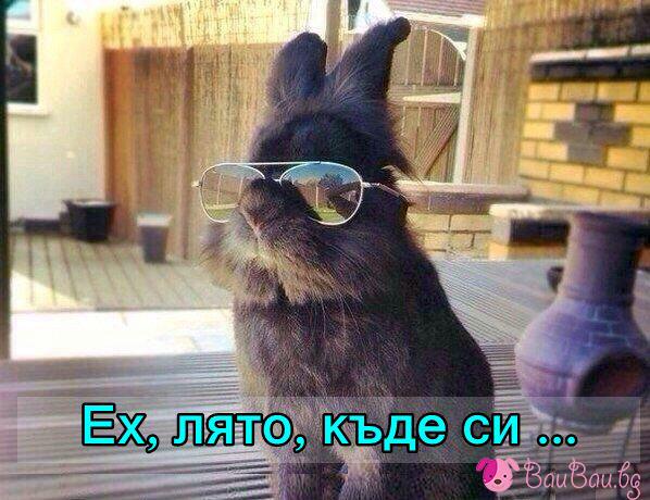 Нека да е лято!