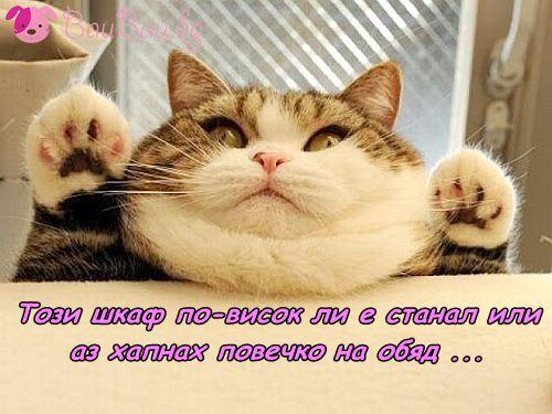 От утре на диета :)