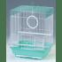 Клетка за папагал с външна хранилка AВ105