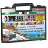 JBL Test Combi Set + Fe - мини куфарче с 5 теста за основните показатели на водата - pH (3-10) , KH , No2 , No3, Fe и таблица за изчисляване на стойностите на СО2
