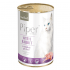 Консерва за кастрирани котки PIPER STERILIZED, 400 гр - БЕЗ зърно