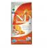 """""""N&D ADULT MED&MAXI PUMPKIN"""" - Пълноценна храна за кучета от средни и едри породи в зряла възраст с тиква, риба треска и портокал"""