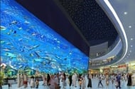 10-те най - големи и удивителни аквариуми в света (2 част)