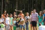 Не пропускайте - Освобождаване на птици край София, 13 август