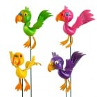 Цветна декорация - папагал