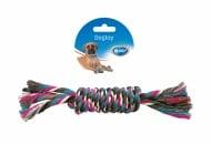 """""""Duvo+"""" - Въже за куче навързано"""