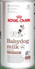 """""""Babydog milk"""" - Сухо мляко за малки кученца"""
