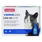 """""""Vermicon"""" - Високоефективен Спот он без инсектицид за котки"""
