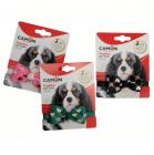 Папийонка за кучета със сърца