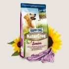 Happy Dog – Natur Croq Senior - Пълноценна балансирана храна специално за възрастни кучета - две разфасовки