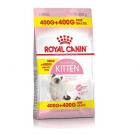 Royal Canin Kitten 400 гр.+400 гр. - Балансирана и пълноценна храна за подрастващи котенца, до 12 месечна възраст