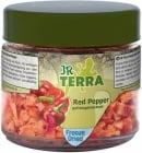 """""""JR Terra"""" – Сушени червени чушки за влечуги и земноводни"""