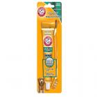 Arm & Hammer - ензимна паста за зъби за кучета + двустранна четка + четка напръстник комплект