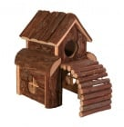 """Trixie"" - Дървена къщичка за хамстер"