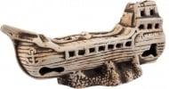"""""""Aqua Nova"""" - Декорация за аквариум Старинен кораб"""