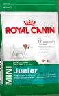 """""""Royal Canin Mini Junior"""" - Храна за подрастващи кученца от дребни породи до 10 месеца"""