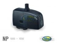 Водна помпа 2000л/ч Aqua Nova NP-2000