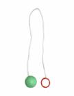RELY Гумена играчка за котка с въженце 3см / 10гр