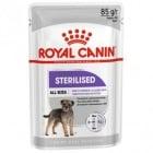 Royal Canin Stetilized loaf - Пълноценна мокра храна в пауч за кастрирани кучета от всички породи 85гр