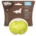 Играчка отскачаща топка West Paw JIVE - за кучета, които обичат да гонят и хващат, различни размери и цветове