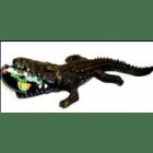 """""""Крокодил А1099"""" - Декорация за аквариум смола"""