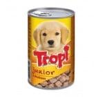 """""""Tropi Junior"""" - Консерва с пилешко месо за кученца"""