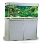 RS 100M - аквариум с капак, осветление и дънен филтър