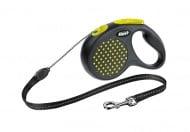 Flexi Dots с въже 3м до 8 кг - точки в атрактивни цветове