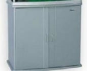 Шкаф за аквариум HRC-1020B - два цвята