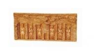 Плоча с египетски фараони