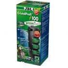 JBL CristalProfi i100 е вътрешен филтър с регулируем дебит от 300 до 800л/ч, подходящ за аквариуми до 160 литра.