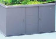 Шкаф за аквариум HRX-1200 - три цвята