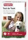 Лаймска болест - тествай кърлежа с Beaphar Tick test
