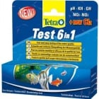 Tetra Test 6 in 1 (25 pcs)