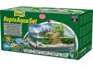Tetra ReptoAqua Set - Терариум подходящ за водни костенурки.