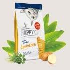 Happy Cat Sensitive Grain Free Rabbit – храна за котки със заешко месо подходяща за дългокосмести котки -  три разфасовки