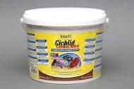 """""""Cichlid Colour mini"""" - Пълноценна храна за всички дребни"""