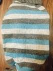 Плетена дреха- размер ХL с дъждобран
