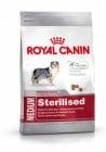"""""""Medium Sterilised Adult"""" - Храна за кастрирани кучета  взряла възраст от средни породи, над 11 месеца и с тегло от 11 до 25 кг."""