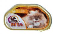 Пастет за коте с пилешко месо