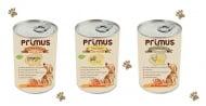 """""""Primus"""" - Консерва за кучета в три отлични вкуса"""