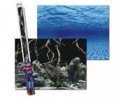"""TREE ROOTS/WATER"" - Гръб за аквариум - три размера"
