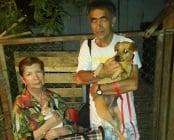 Хора с големи сърца взеха от приют ранено котенце и куче без шанс за осиновяване