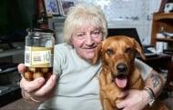 Куче спаси стопанина си от задушаване
