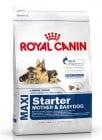 """""""Maxi Starter M&B"""" -  Преходна храна за малки кученца от едри породи, достигащи тегло от 26 до 44 кг."""