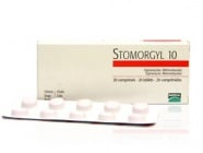 Стоморжил 2, 10, 20 таблетки