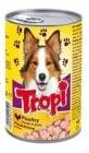"""""""Tropi"""" - Консерва за куче малка - различни вкусове"""