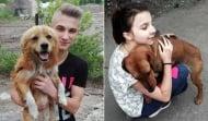 Ученици направиха дарение на плевенския приют за бездомни животни