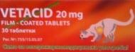 Ветацид 20 мг